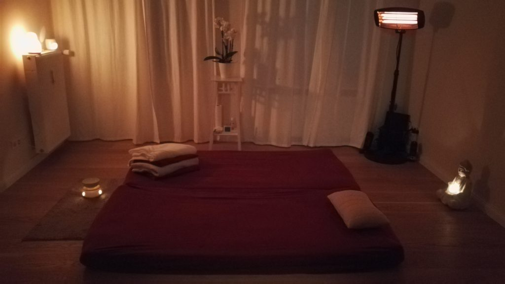 Tantra-Massage Berlin